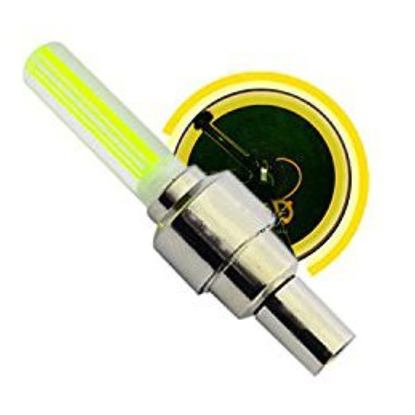始める大通り腐食する【まとめ 4セット】 ITPROTECH LED バルブエアーキャップ/イエロー YT-LEDCAP/YL