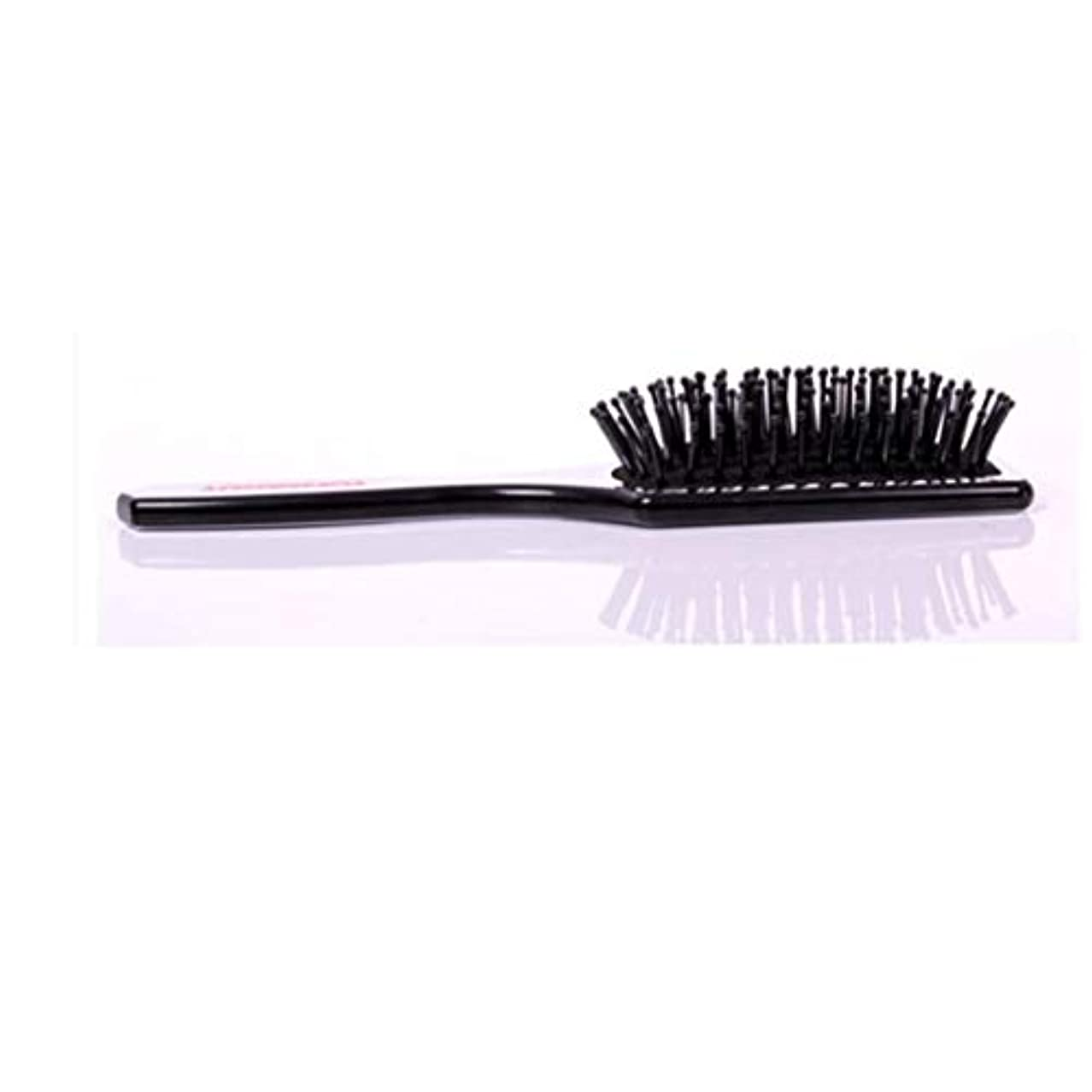 ひまわり早いスカルクFashianヘアブラシマッサージ髪の毛と頭皮の熱と耐久性のある帯電防止スタイリングくしサイズL/S ヘアケア (サイズ : S)