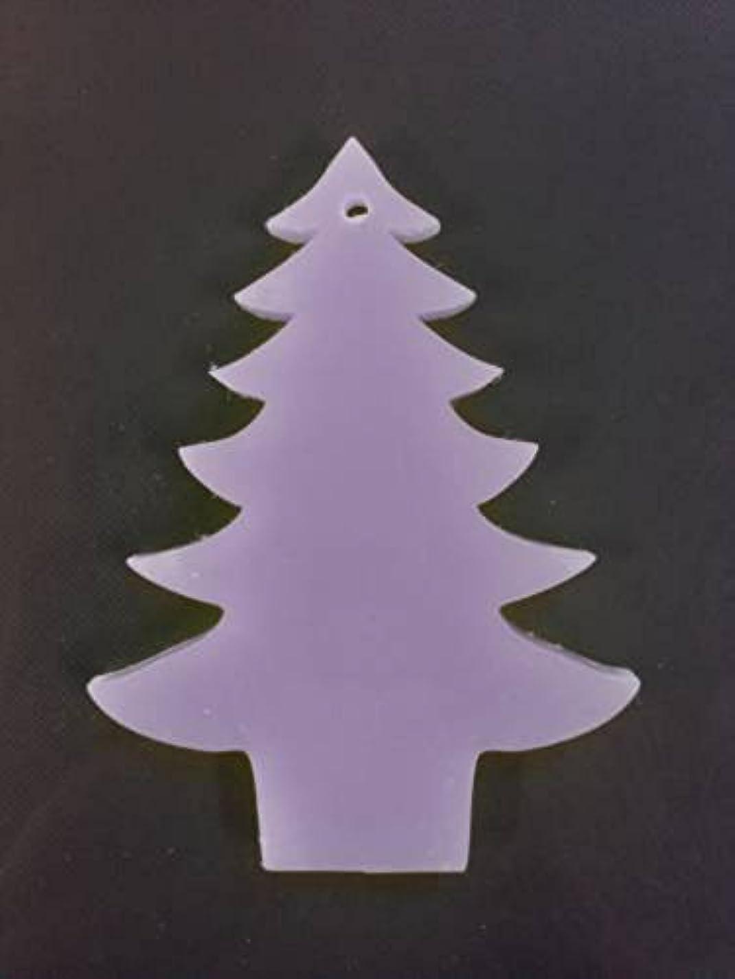 メジャーフェローシップ毒液GRASSE TOKYO AROMATICWAXチャーム「ツリー」(PU) ラベンダー アロマティックワックス グラーストウキョウ