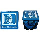 DukeブルーDevilsシートクッションとトートバッグ