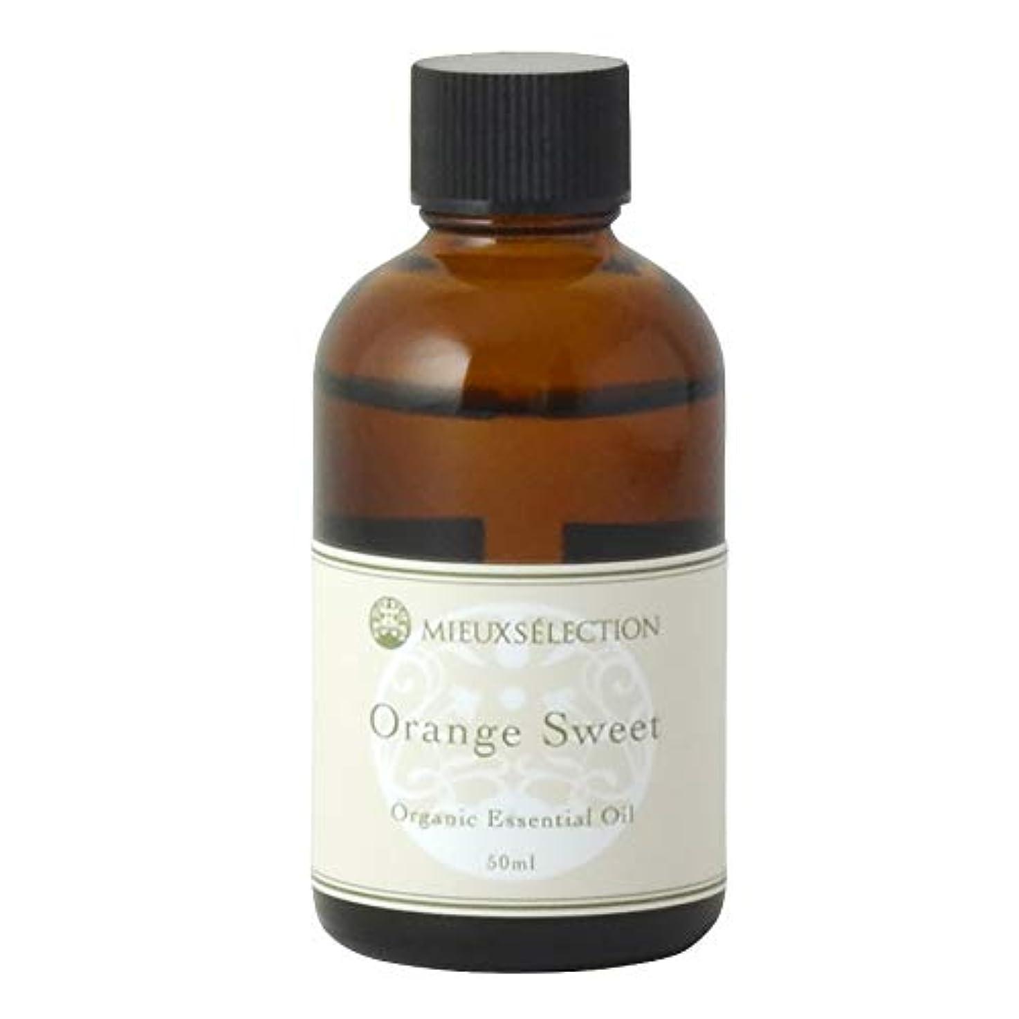 小さな活性化するくちばしオーガニックエッセンシャルオイル オレンジ?スイート 50ml