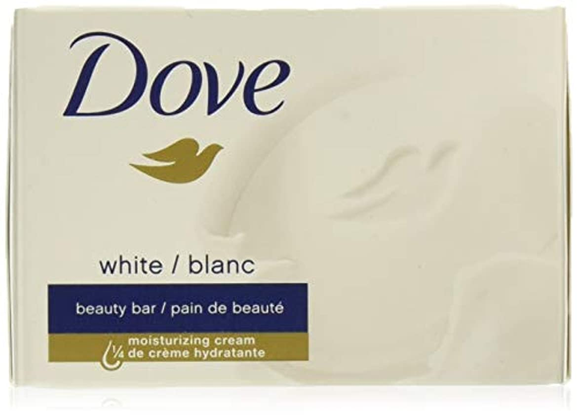 方向ファイアル機械的【Dove】ダヴ 石鹸(ホワイト)アメリカ製 120g ×2個パック