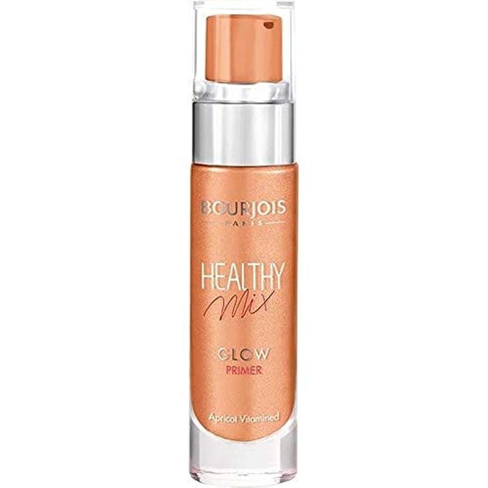 連想ピーブ順応性のある[Bourjois ] ブルジョワ健全なミックスグロープライマーアプリコット - Bourjois Healthy Mix Glow Primer Apricot [並行輸入品]