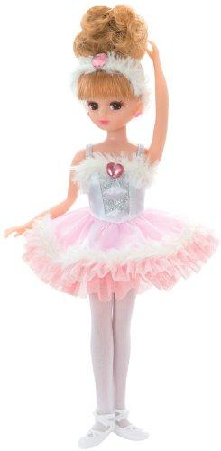 リカちゃん ドレス LW-11 バレエのはっぴょうかい