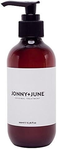 JONNY+JUNE Original Treatment 200ml - Paraben Free, Vegan Friendly, Cruelty Free, Certified Organic Ingredients and Australi