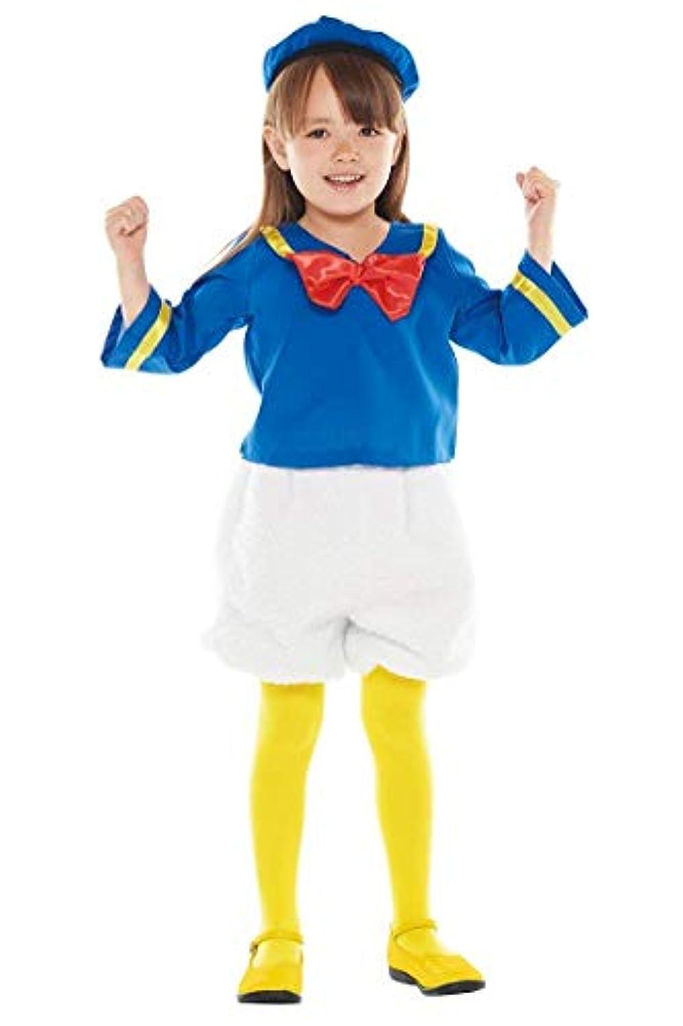 異形貢献するかかわらずRubie'sルービーズ 子ども用ドナルド Sサイズ ハロウィン コスプレ 衣装