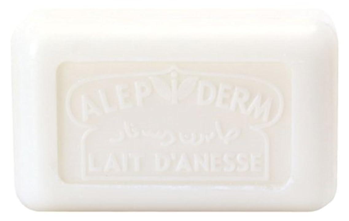 苦い過敏な警察ノルコーポレーション プロヴァンス アレピダーム 洗顔石鹸 ロバミルク アルガンオイル シアバター配合 OB-PVP-4-1