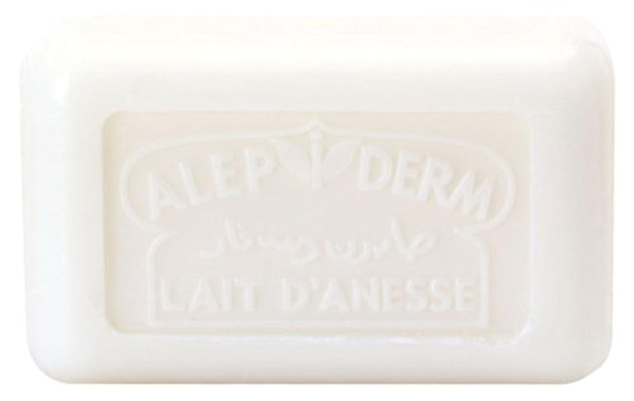 スリップシューズ勃起隔離するノルコーポレーション プロヴァンス アレピダーム 洗顔石鹸 ロバミルク アルガンオイル シアバター配合 OB-PVP-4-1