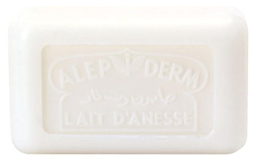 涙が出る泥沼鋼ノルコーポレーション プロヴァンス アレピダーム 洗顔石鹸 ロバミルク アルガンオイル シアバター配合 OB-PVP-4-1