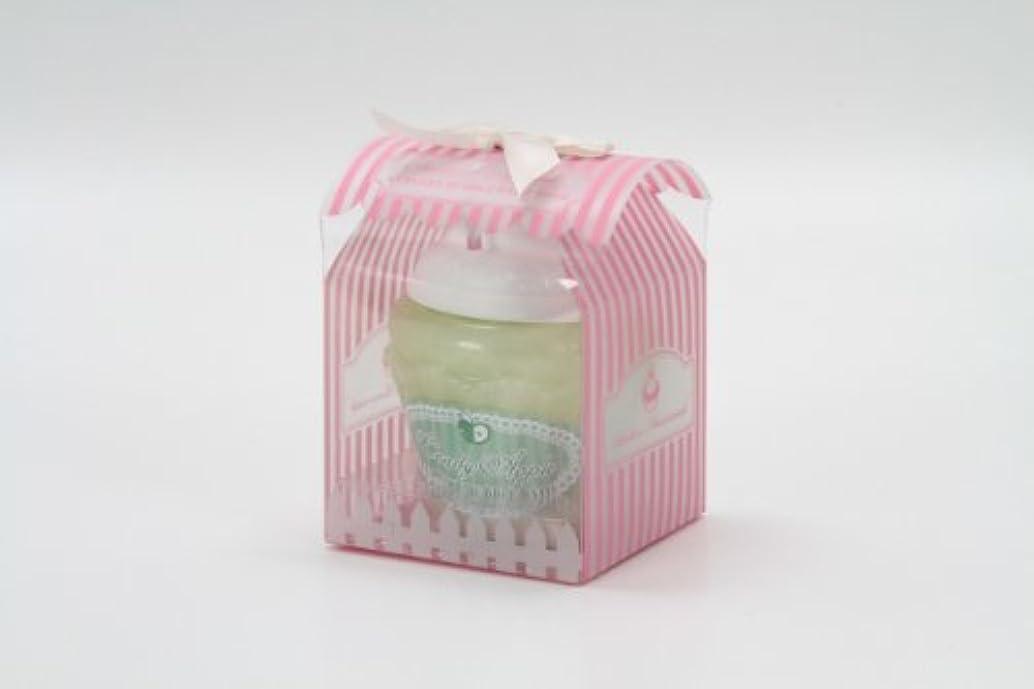 民族主義咲く配偶者バブルバス カップケーキ キャンディーアップル