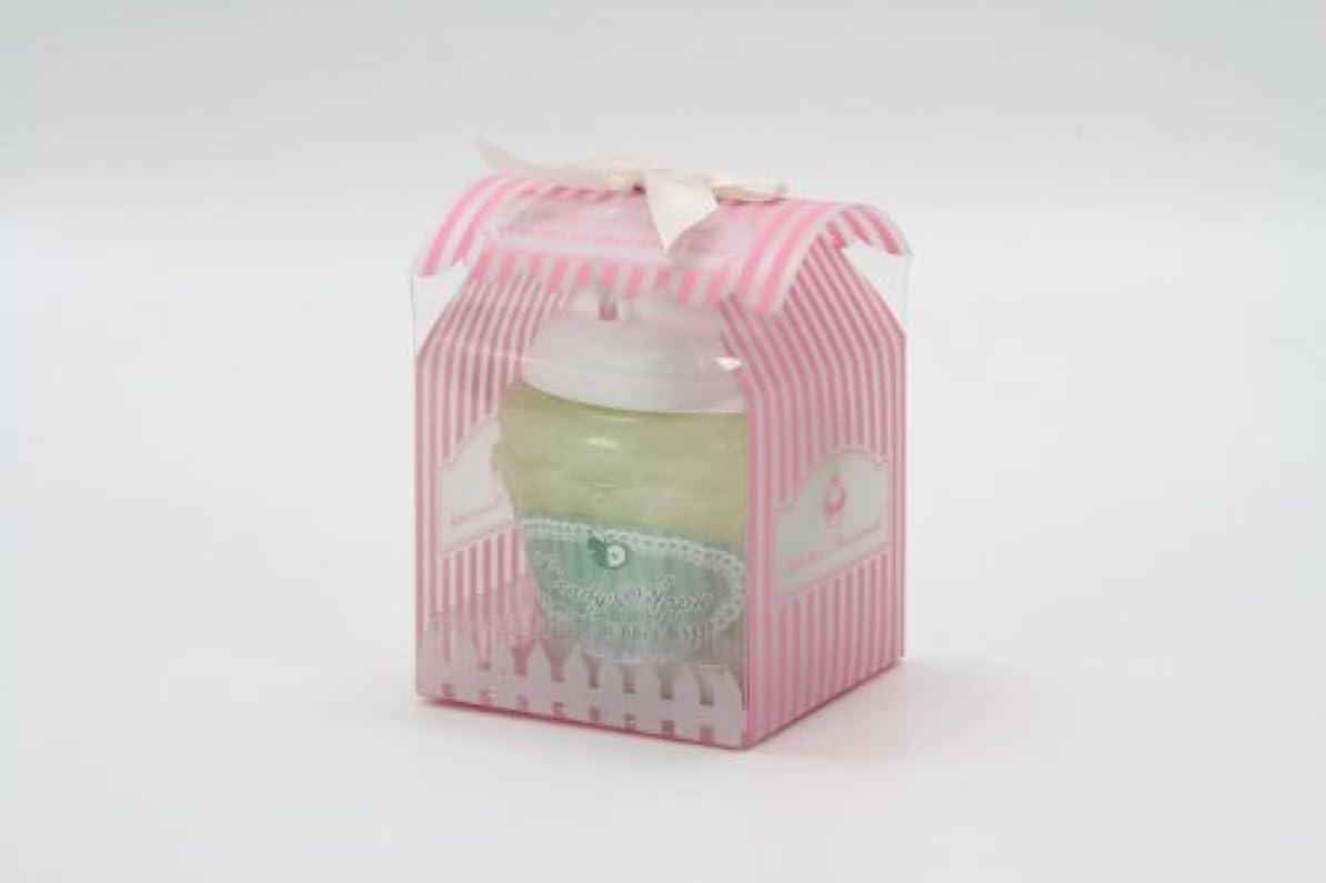 贅沢なピカリング十分なバブルバス カップケーキ キャンディーアップル