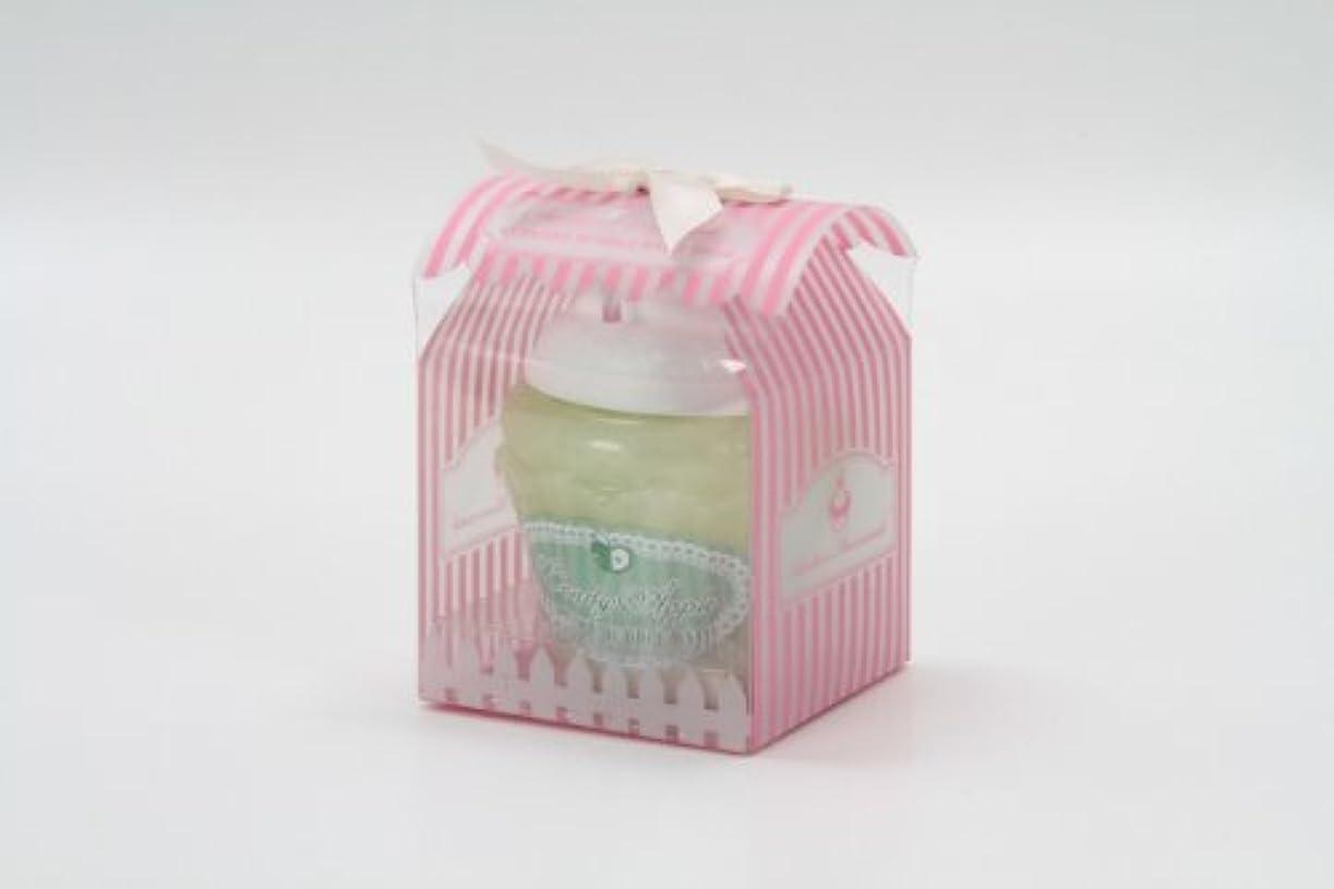 バブルバス カップケーキ キャンディーアップル