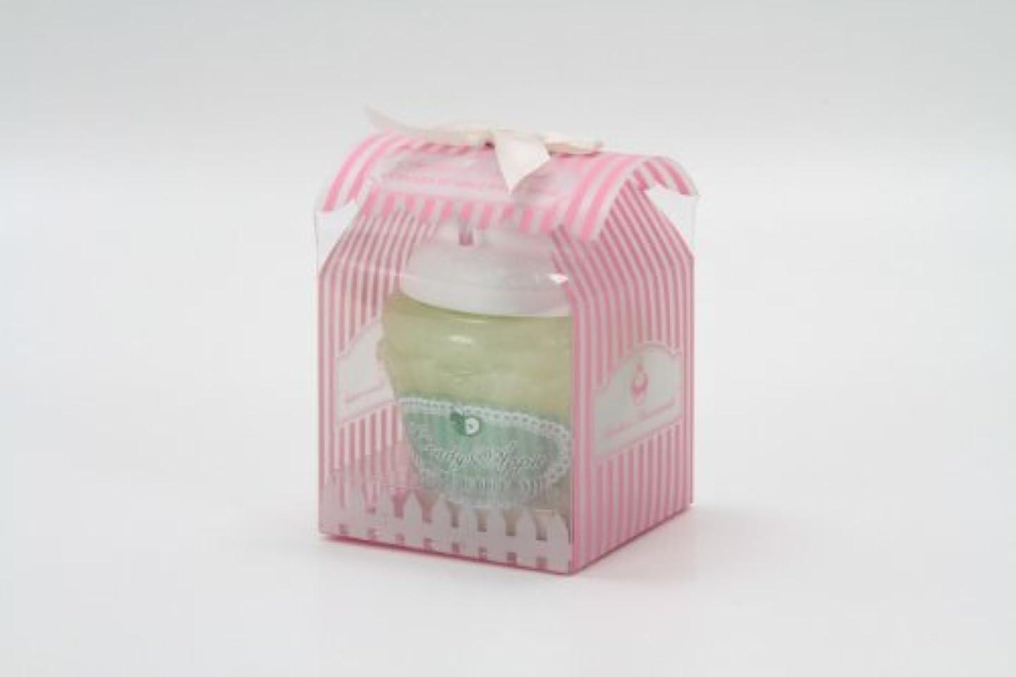 哀れな空執着バブルバス カップケーキ キャンディーアップル