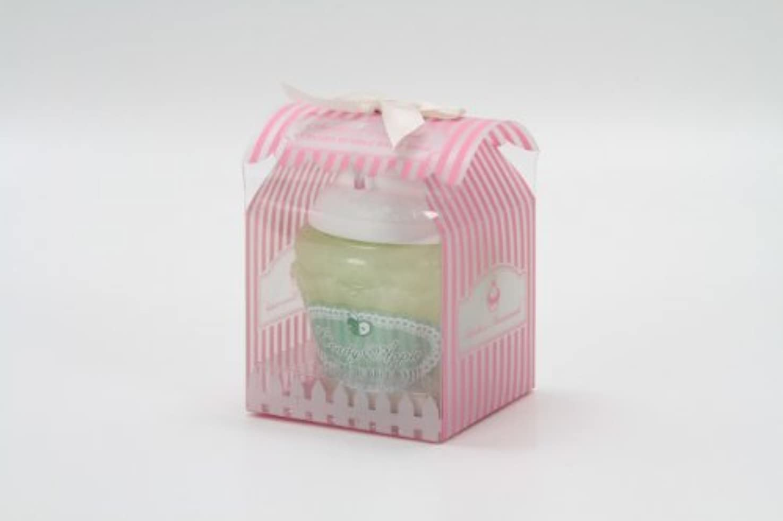 呪い適合する成功するバブルバス カップケーキ キャンディーアップル