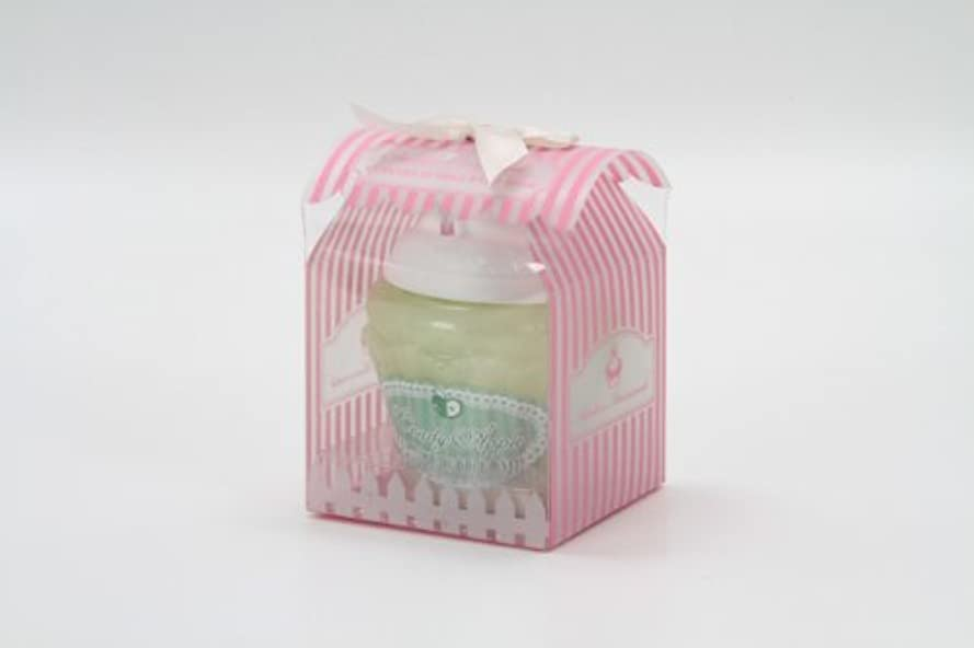 知覚的稼ぐコテージバブルバス カップケーキ キャンディーアップル