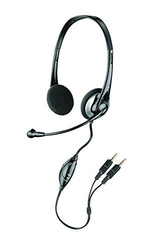 【正規品】 PLANTRONICS .Audio 326 ステレオPCヘッドセット英語版 AUDIO326E