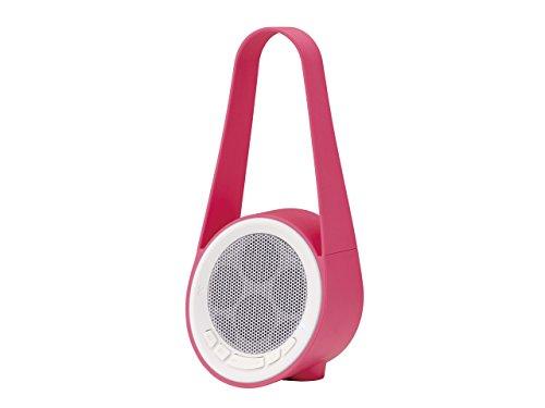 Koizumi Seiki KOIZUMI 【お風呂で使える】 Bluetooth対応ワイヤレススピーカー SDB-1800/P