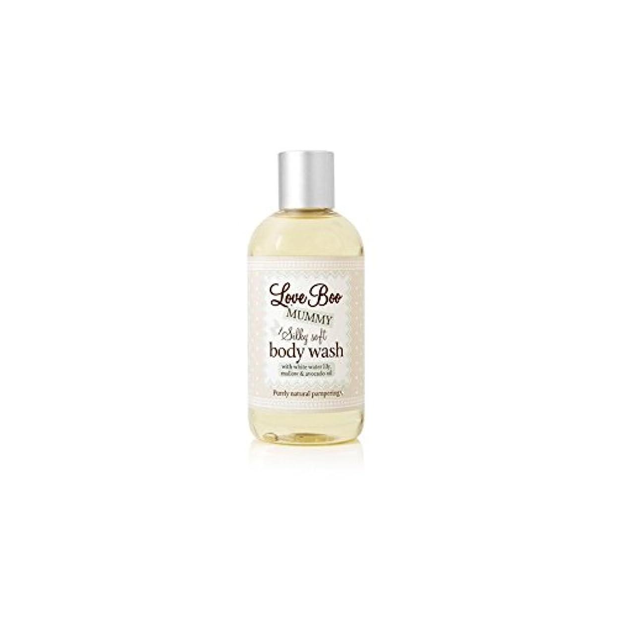 南極テレビ局スペイン語Love Boo Silky Soft Body Wash (250ml) (Pack of 6) - 絹のようなソフトボディウォッシュ(250ミリリットル)愛 x6 [並行輸入品]