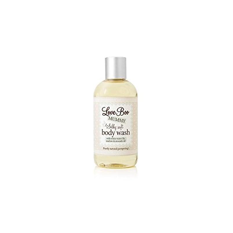 高速道路規定究極のLove Boo Silky Soft Body Wash (250ml) (Pack of 6) - 絹のようなソフトボディウォッシュ(250ミリリットル)愛 x6 [並行輸入品]