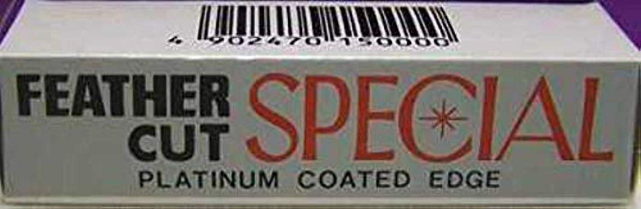 パンフレット酸度カスケードフェザー カットスペシャル 替刃 10枚入