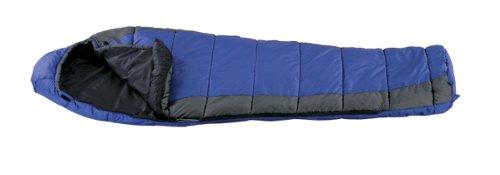 イスカ(ISUKA) 寝袋 パトロールショート ロイヤルブルー [最低使用温度2度]