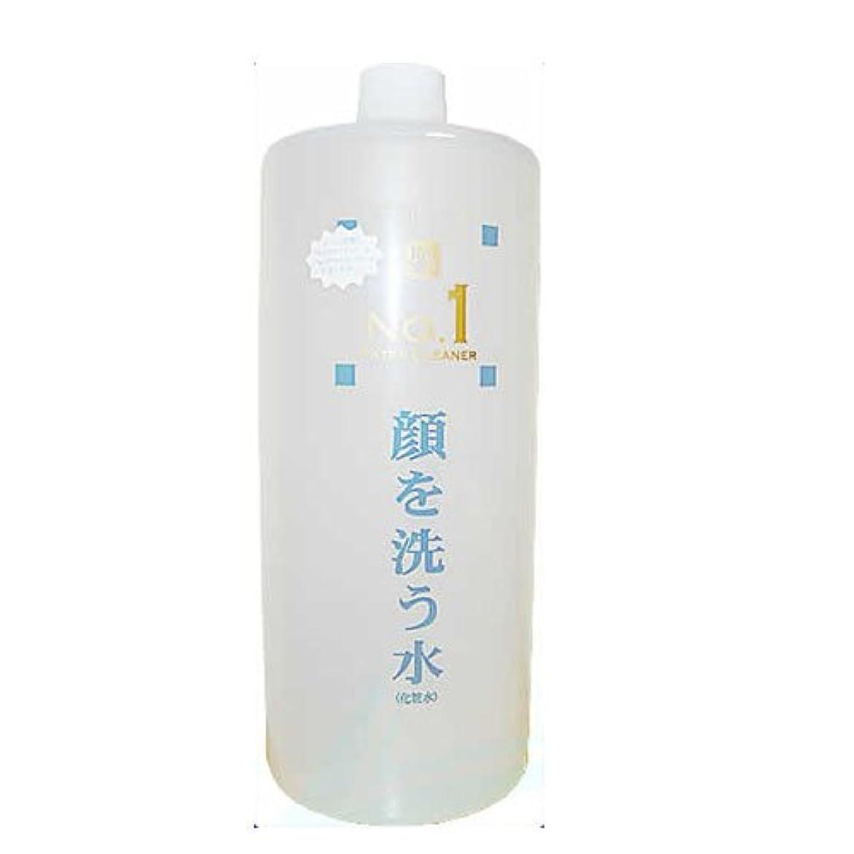 伝統的隠カフェテリア顔を洗う水シリーズ No.1 1000ml