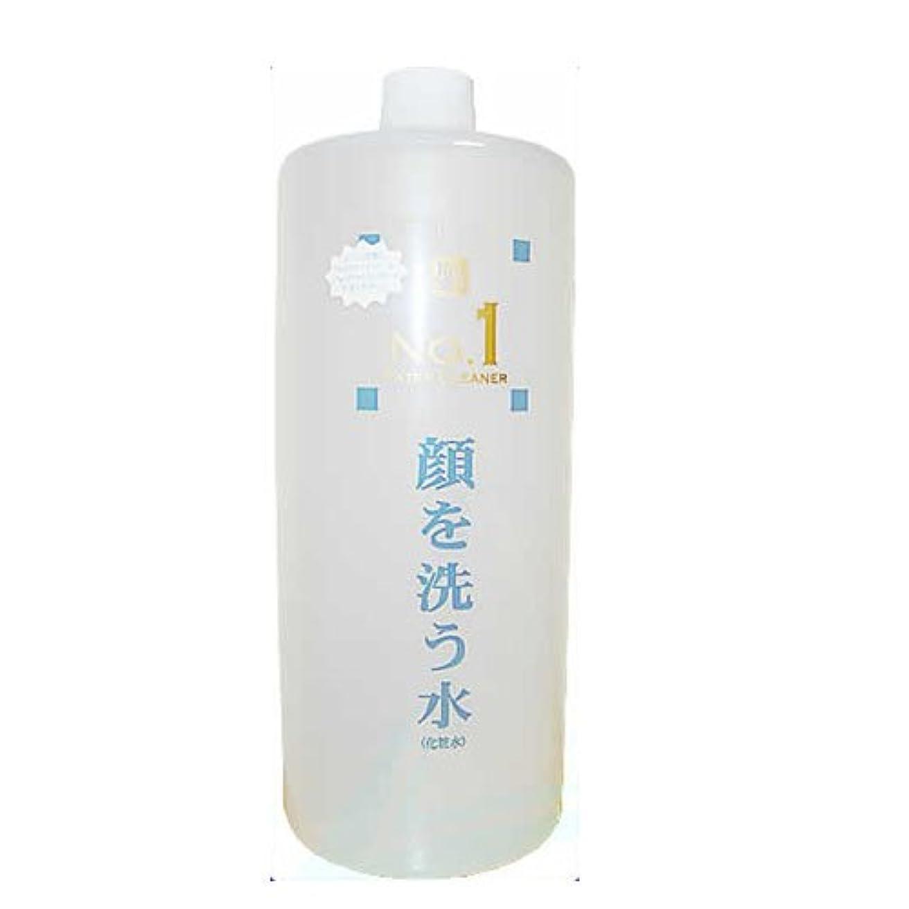 寄付東部記者顔を洗う水シリーズ No.1 1000ml