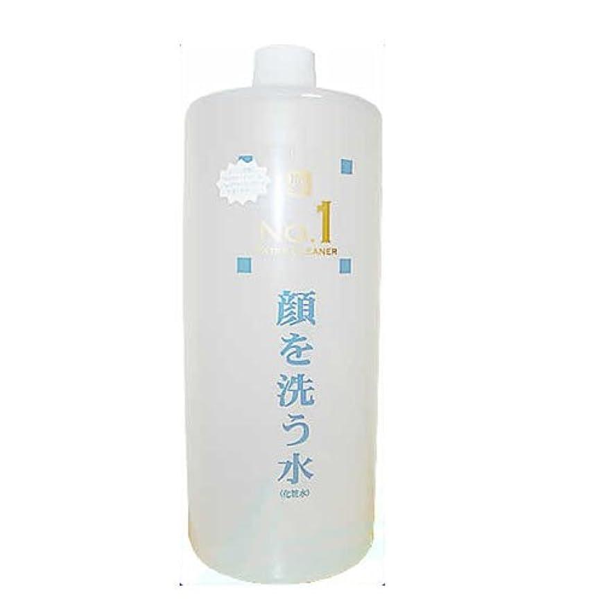 叙情的な独占気絶させる顔を洗う水シリーズ No.1 1000ml