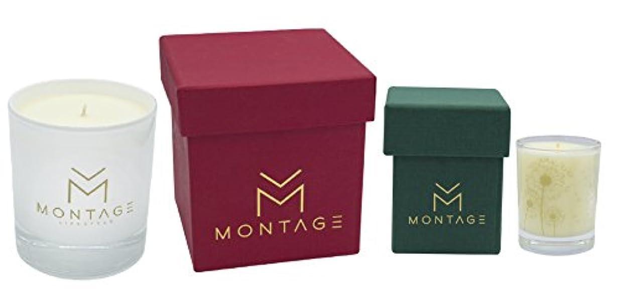 マトリックス偉業きしむSoy Wax Candle Set in Gift box-passionギフトセット – アロマセラピーキャンドルfor aphrodisiac +て感情を安定100 % Pure Essential oils-ハンドメイド...
