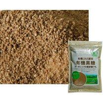 【有機JAS】黒砂糖(顆粒状)/300g TOMIZ/cuoca(富澤商店) 茶色い砂糖 有機栽培シュガー