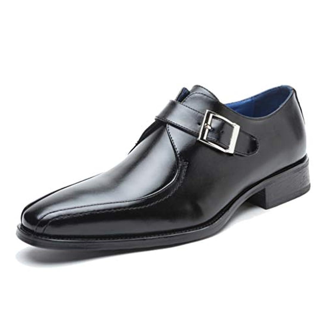 樹木適応列車HAIBON 高品質 メンズビジネスシューズ 2018新番革靴 绅士鞋 牛革 通勤