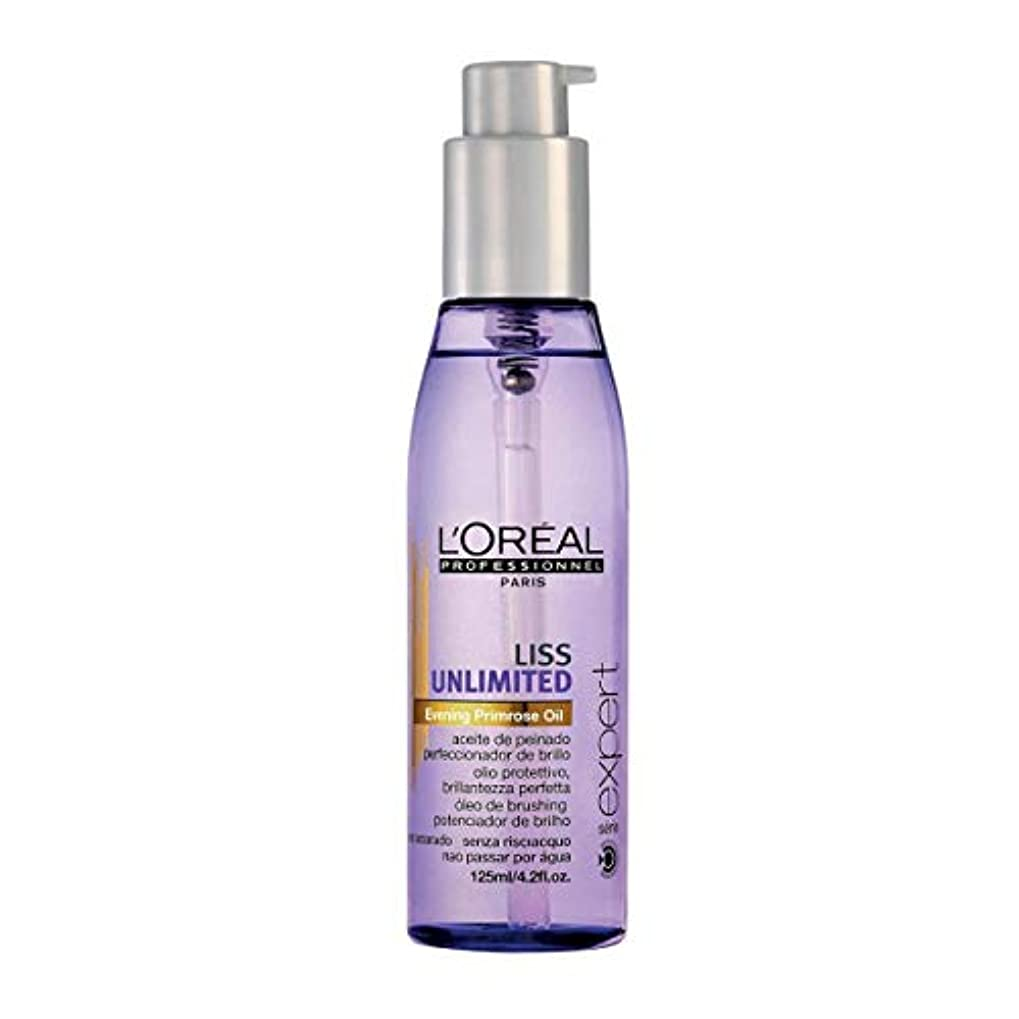 スチュワーデス中国ジャンプL'Oreal Liss Unlimited 125 ml Serie Expert Evening Primrose Oil Nachtkerzenöl