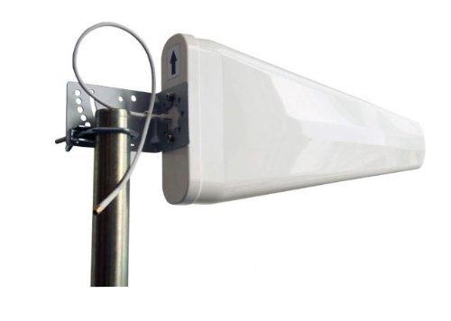 Bandrich BandLuxe C500 USB Modem R500 R505 WIFI LTE Router External Log Periodic yagi antenna highest gain [並行輸入品]
