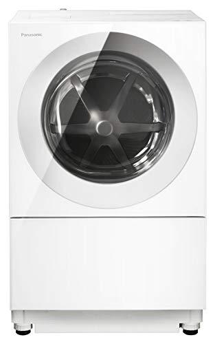 パナソニック ななめドラム洗濯乾燥機 Cuble(キューブル) 7kg 左開き ブラストシルバー NA-VG730L-S