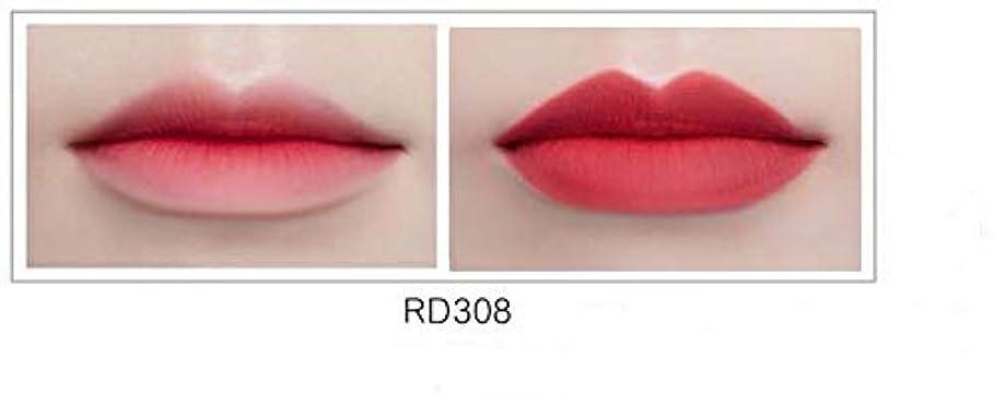 [ビヂボブ] VDIVOV [リップカットルージュベルベット3.8g] Lip Cut Rouge Velvet 3.8g [海外直送品] (RD308)