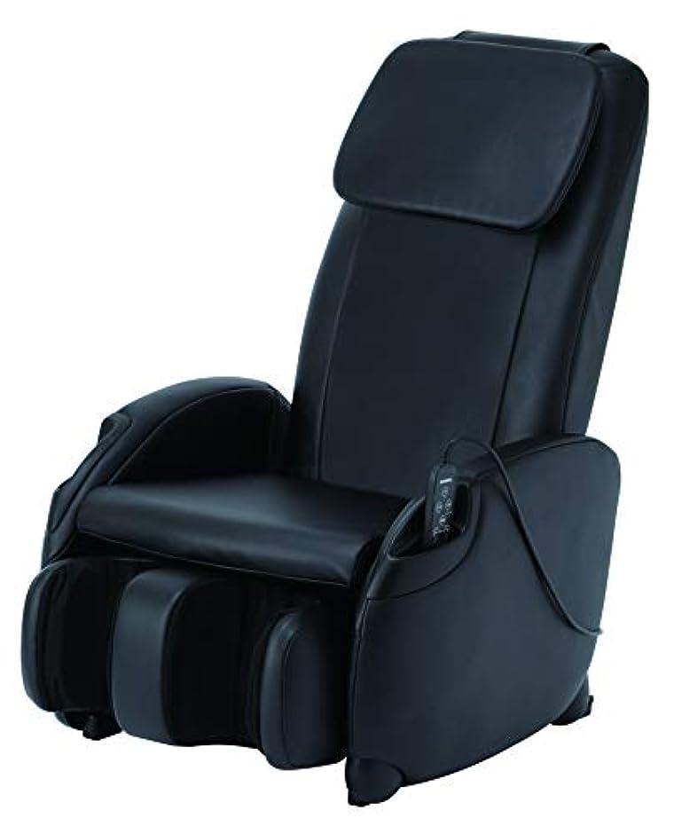 離れてレギュラー円形スライヴ マッサージチェア くつろぎ指定席Light CHD-3400 ブラック