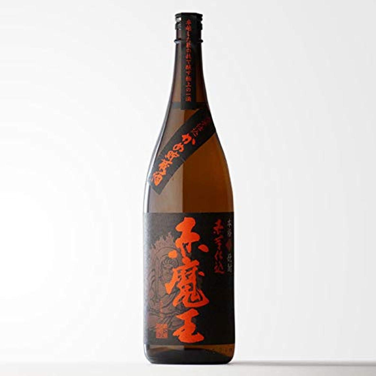アイザック印象的な緊急櫻の郷酒造 赤魔王 25度 1800ml 1本