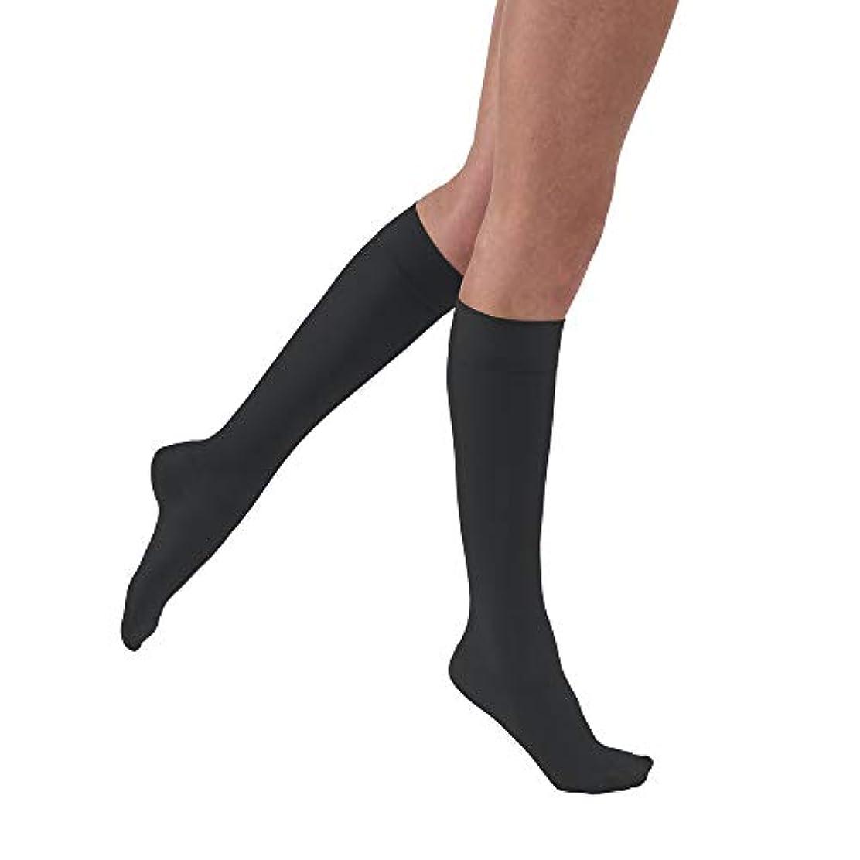 株式ウイルス愛するJobst 119541 Ultrasheer Knee Highs 20-30 mmHg - Size & Color- Anthracite X-Large