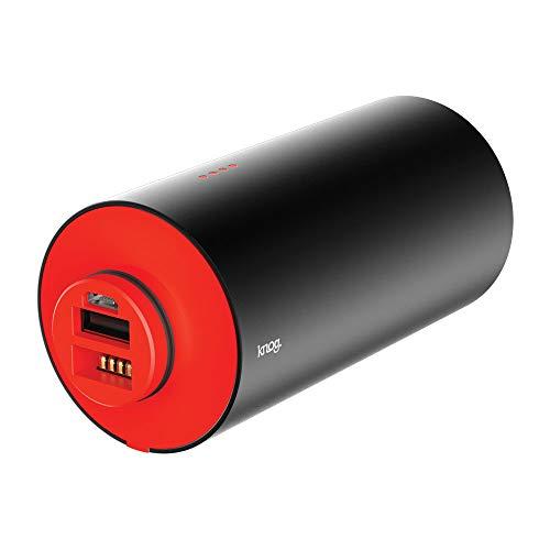 KNOG(ノグ) パワーバンク [PWR BANK] PWR用モジュラー式バッテリー Lサイズ 10,000 mAh 【日本正規品/2年間保証】 Lサイズ(10000 mAh)