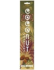 カリスマインセンス(スティック)ココナッツ+香立付き
