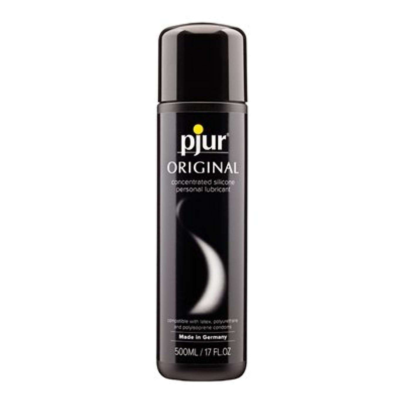 増強ドラゴン統治可能Pjur Original Bottle Lubricant - 500ml