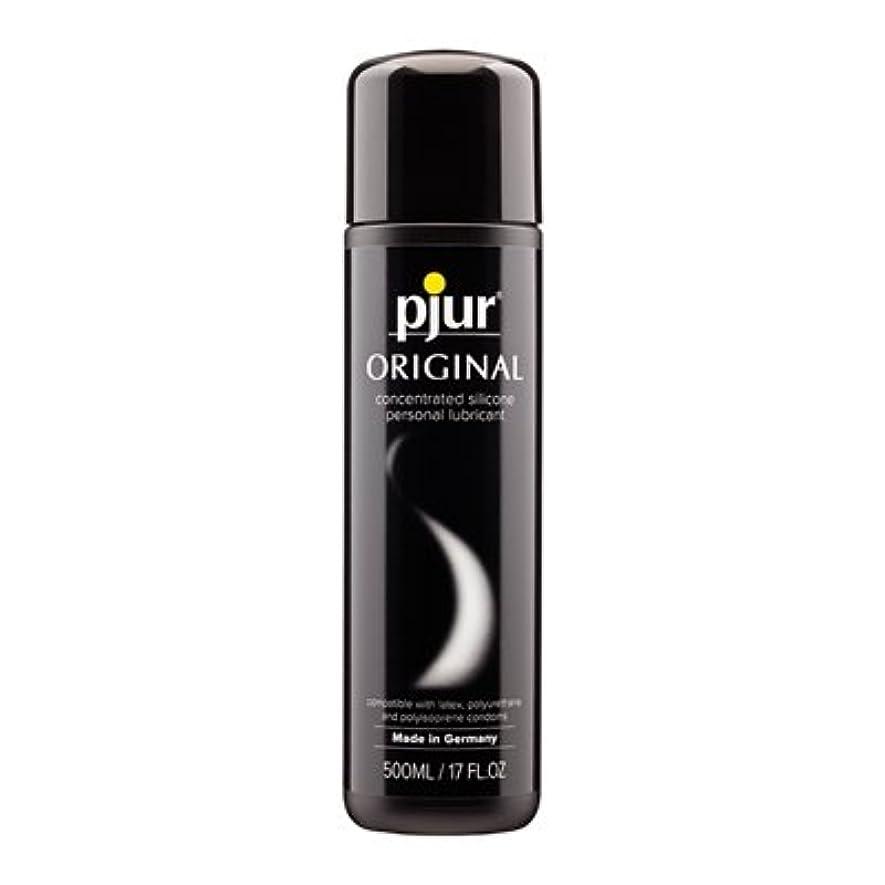 致命的脈拍敷居Pjur Original Bottle Lubricant - 500ml