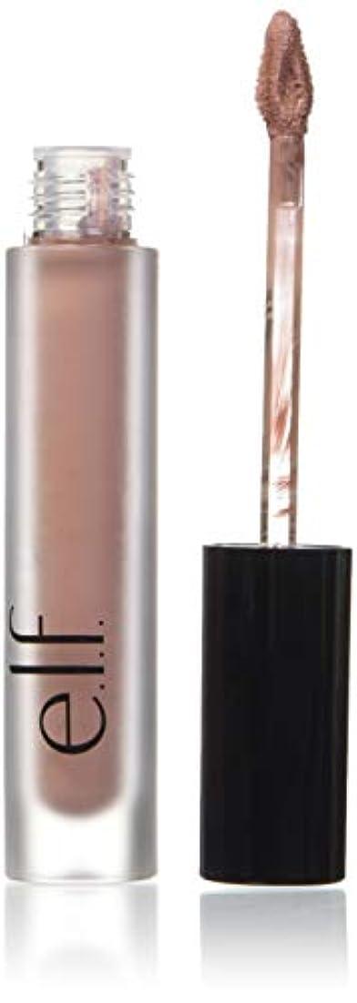 入口規則性精神e.l.f. Liquid Matte Lipstick - Blushing Rose (並行輸入品)