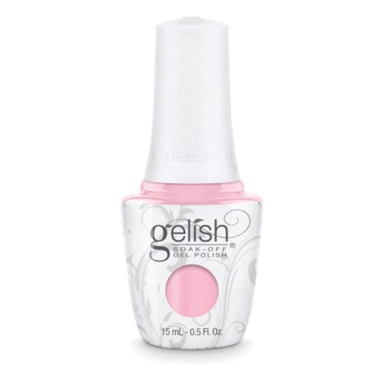 すごいボイコットボーナスHarmony gelishソークオフジェル-Pink Smoothie 15ml [海外直送品][並行輸入品]