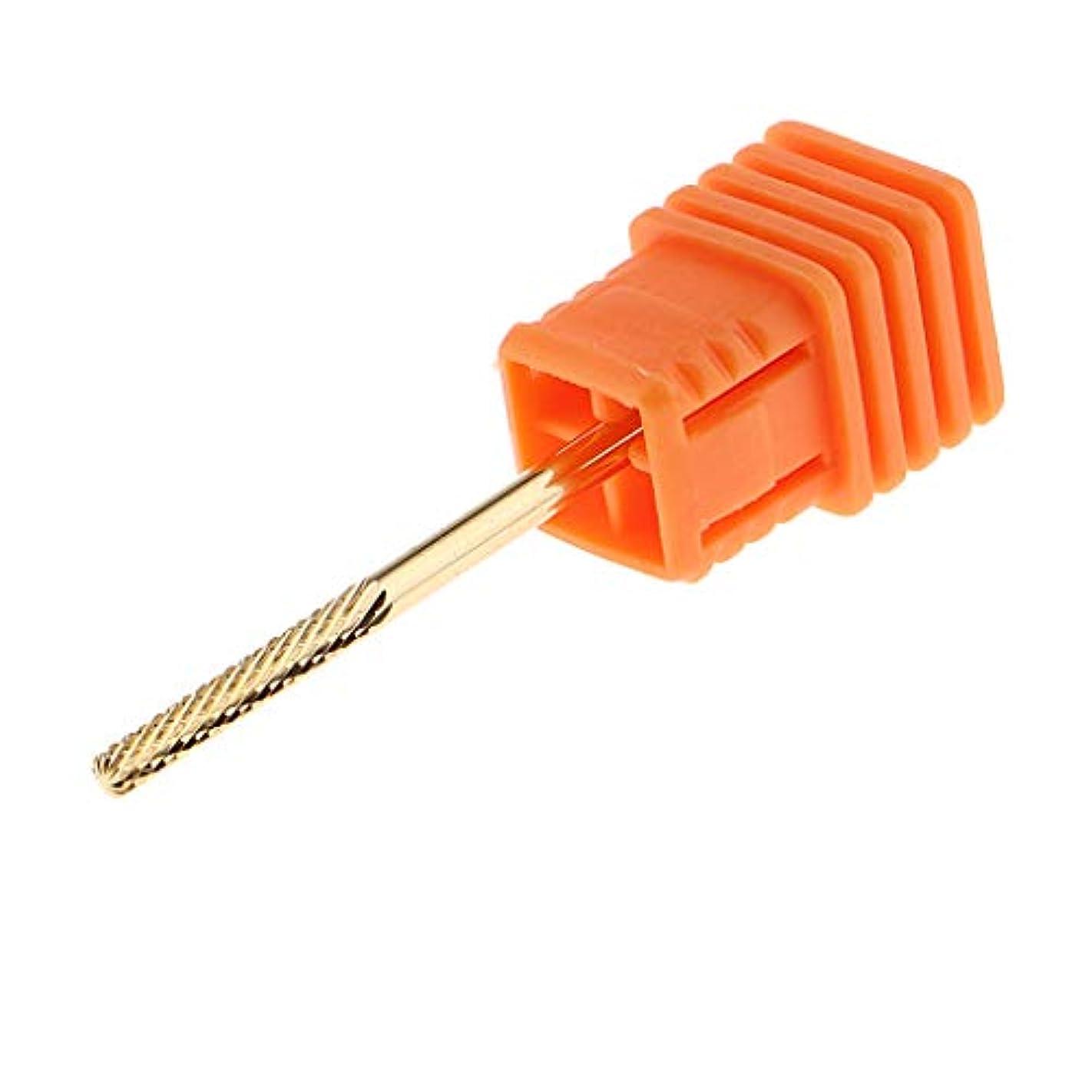 削る信頼性真実に1x超硬ネイルドリルビットキューティクルクレンジングポリッシングジェル除去マニキュアペディキュアツール、4スタイルオプション - A12