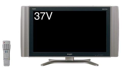 シャープ 37V型 液晶 テレビ AQUOS LC-37GX2W フルハイビジョン