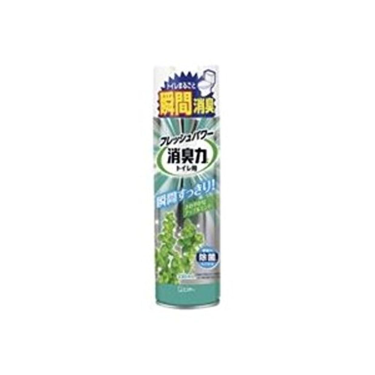 スパン選択プール(まとめ買い)エステー トイレの消臭力スプレー アップルミント6本 【×2セット】