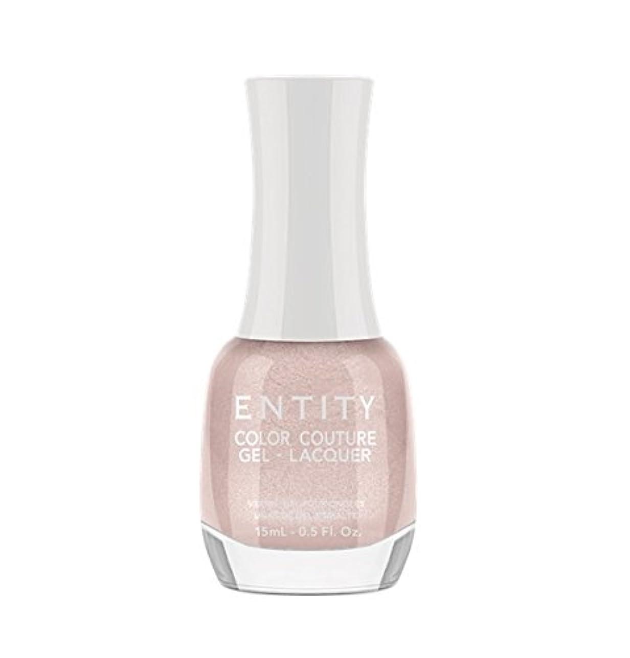 いちゃつくスリラーその間Entity Color Couture Gel-Lacquer - Finishing Touch - 15 ml/0.5 oz
