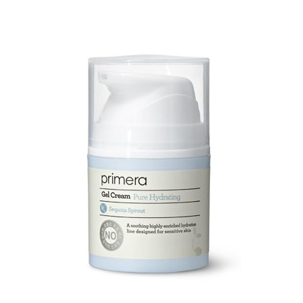 素人クロール覚えているPRIMERA プリメラ ピュア ハイドレイティング ジェルクリーム(Pure Hydrating Gel Cream)30ml