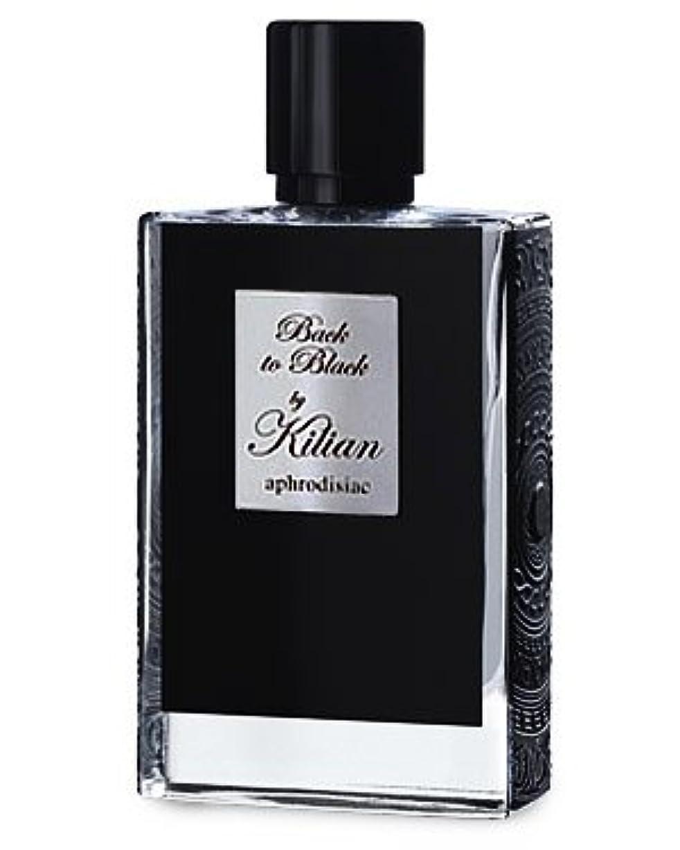 冷淡な砲兵塩辛いBy Kilian Back to Black  (バイ キリアン ? バックトゥーブラック) 1.7 oz (50ml) EDP Spray